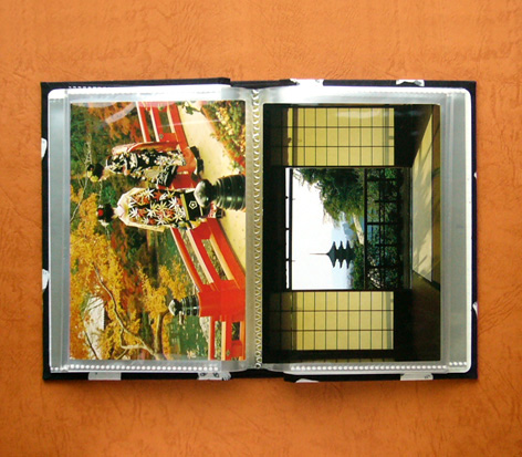 京の絵葉書