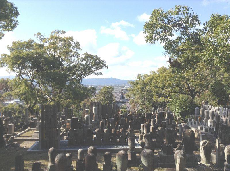京都東山散策~水田外史~くぐつ塚訪ねて~東山からの眺め