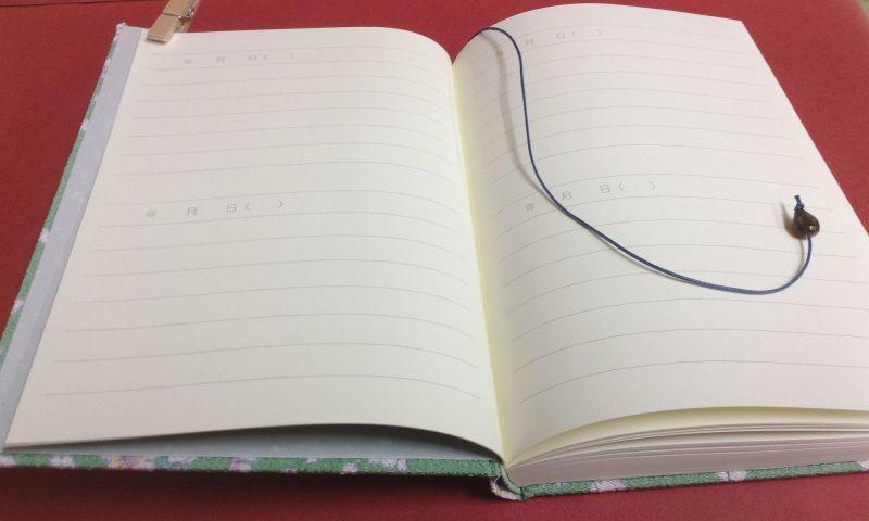 ◎桜ノートに 一日6行書いて 2020を乗り切ろう!!桜ノ-ト*180ページ